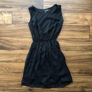 Dresses & Skirts - FOREVER 21 Black Cutout Dress